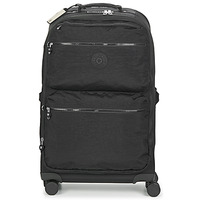 Sacs Valises Souples Kipling CITY SPINNER M Noir