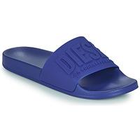 Chaussures Homme Claquettes Diesel MAYEMI Bleu