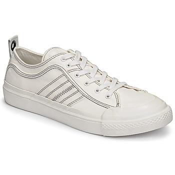 Chaussures Homme Baskets basses Diesel  Blanc