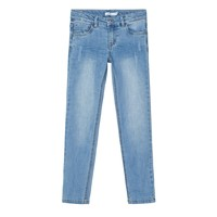 Vêtements Garçon Jeans slim Name it NKMTHEO Bleu