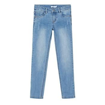 Vêtements Garçon Jeans slim Name it NKMTHEO Bleu