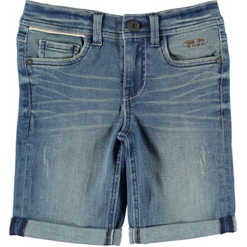 Vêtements Garçon Shorts / Bermudas Name it NKMTHEO DNMTOMO Bleu