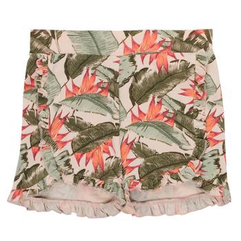Vêtements Fille Shorts / Bermudas Name it NMFFIBLOOM SHORTS Multicolore