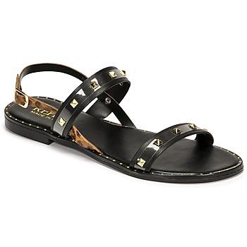 Chaussures Femme Sandales et Nu-pieds Replay NAIROBI Noir