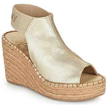 Chaussures Femme Sandales et Nu-pieds Replay JESS Doré