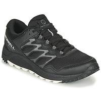 Chaussures Homme Multisport Merrell WILDWOOD GTX Noir