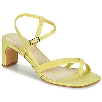 Chaussures Femme Sandales et Nu-pieds Vagabond Shoemakers LUISA Jaune