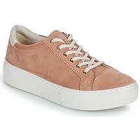 Chaussures Femme Baskets basses Vagabond Shoemakers ZOE PLATFORM Rose