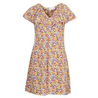 Vêtements Femme Robes courtes Molly Bracken P1387E21 Beige
