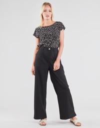 Vêtements Femme Pantalons fluides / Sarouels Molly Bracken EF1424P21 Noir