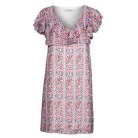 Vêtements Femme Robes courtes Molly Bracken LA171AE21 Mauve