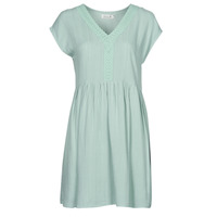 Vêtements Femme Robes courtes Molly Bracken G801E21 Vert Clair