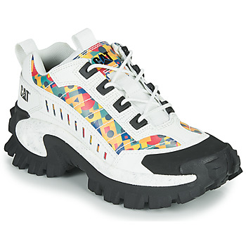 Chaussures Boots Caterpillar INTRUDER Blanc / Multicolore