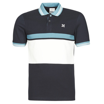 Vêtements Homme Polos manches courtes Oxbow N1NIREMO Marine