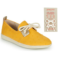 Chaussures Enfant Baskets basses Armistice STONE ONE Jaune
