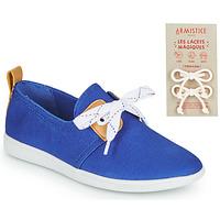 Chaussures Enfant Baskets basses Armistice STONE ONE Bleu