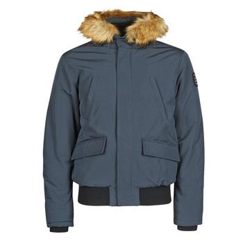 Vêtements Homme Blousons Schott WASHINGTON2 Bleu