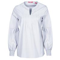 Vêtements Femme Tops / Blouses S.Oliver 14-1Q1-11-4016-48W6 Mauve