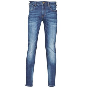 Vêtements Homme Jeans slim Scotch & Soda KIMONO Bleu foncé