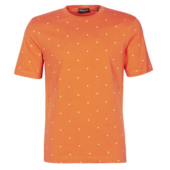 Vêtements Homme T-shirts manches courtes Scotch & Soda 160854 Rouge