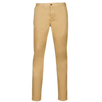 Vêtements Homme Chinos / Carrots Scotch & Soda MOTT Camel