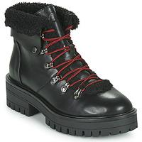 Chaussures Femme Boots Emmshu ESIDAVER Noir