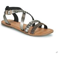 Chaussures Femme Sandales et Nu-pieds Kickers DIAPPO Bronze