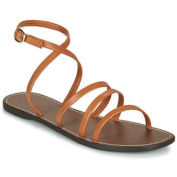 Chaussures Femme Sandales et Nu-pieds Kickers KICKNICE Camel