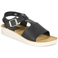 Chaussures Femme Sandales et Nu-pieds Kickers ODILOO Noir