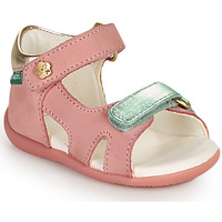 Chaussures Fille Sandales et Nu-pieds Kickers BINSIA-2 Rose