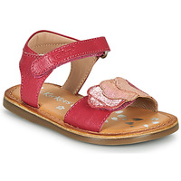 Chaussures Fille Sandales et Nu-pieds Kickers DYASTAR Rose