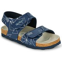 Chaussures Garçon Sandales et Nu-pieds Kickers SUMMERKRO Marine