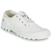 Chaussures Baskets basses Palladium PAMPA OX ORGANIC II Blanc