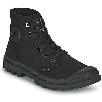 Chaussures Boots Palladium MONO CHROME Noir