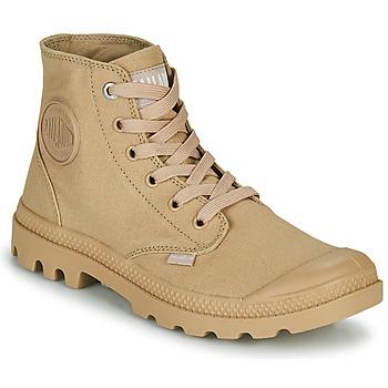 Chaussures Boots Palladium MONO CHROME Beige