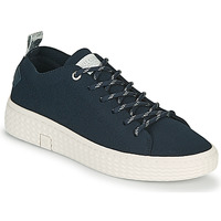 Chaussures Femme Baskets basses Palladium Manufacture TEMPO 06 KNIT Marine