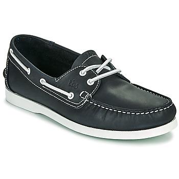 Chaussures Homme Chaussures bateau TBS PHENIS Marine / Blanc