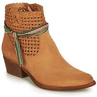 Chaussures Femme Boots Felmini WEST Marron