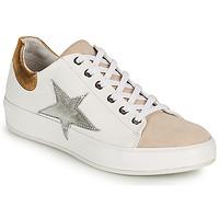 Chaussures Femme Baskets basses Felmini TRUMP Blanc