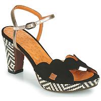 Chaussures Femme Sandales et Nu-pieds Chie Mihara ELIS Noir