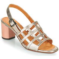 Chaussures Femme Sandales et Nu-pieds Chie Mihara HUNI Argenté