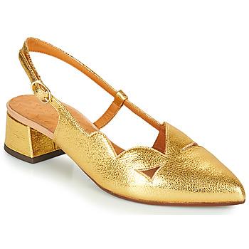 Chaussures Femme Escarpins Chie Mihara R-RUNE Doré