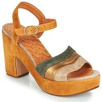 Chaussures Femme Sandales et Nu-pieds Chie Mihara YEVA Doré