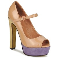 Chaussures Air max tnFemme Escarpins Ravel LOTTIE Nude