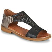 Chaussures Femme Sandales et Nu-pieds Casta IRIA Noir