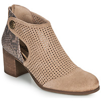 Chaussures Femme Boots Casta COA Taupe