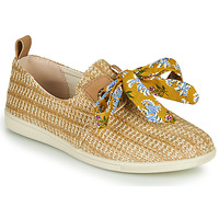Chaussures Femme Baskets basses Armistice STONE ONE W Beige / Moutarde
