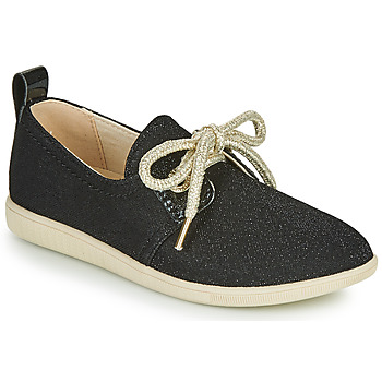 Chaussures Fille Baskets basses Armistice STONE ONE K Noir