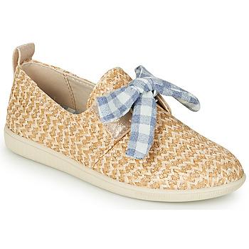 Chaussures Fille Baskets basses Armistice STONE ONE K Beige