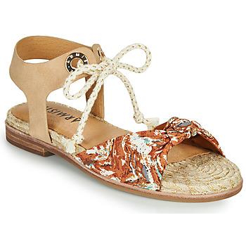 Chaussures Femme Sandales et Nu-pieds Armistice RIO COAST W Marron